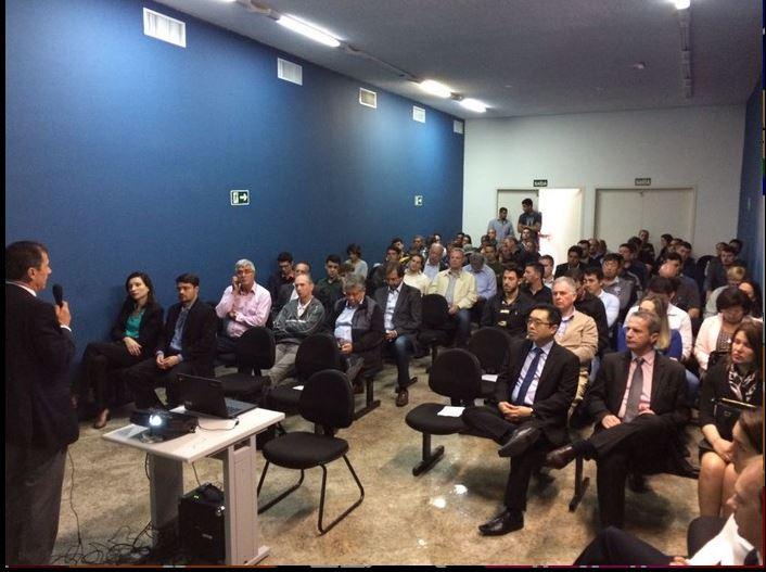 Encontro Caixa-SindusCon-SP em Santos