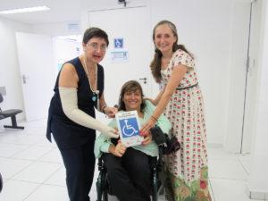 Selo de acessibilidade ao Seconci