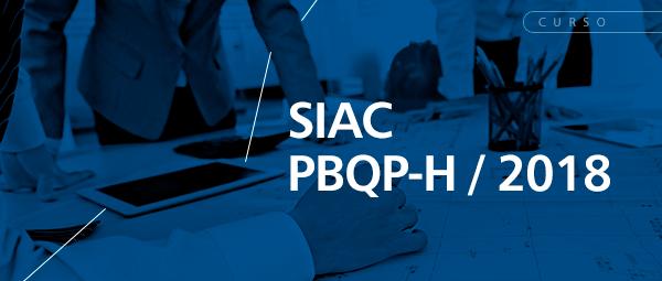 Curso SiAC PBQP-H